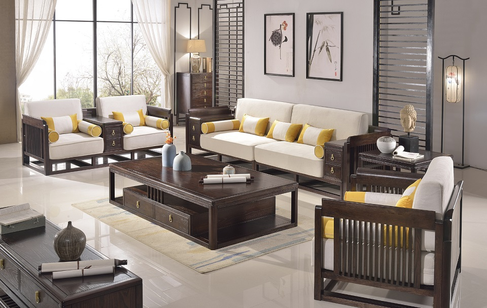 新中式沙发1150#