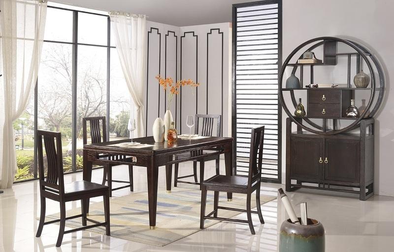 新中式方餐桌1199#